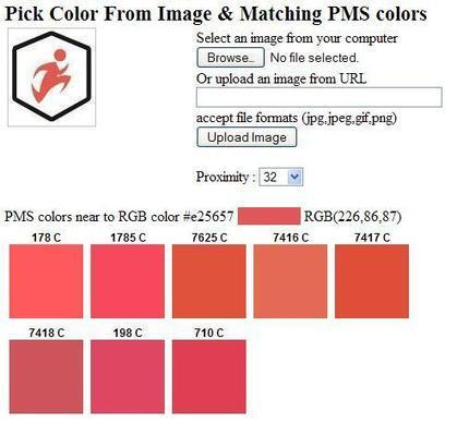 How to Get RGB Color Code from Image? | Going Techy | Scoop.it