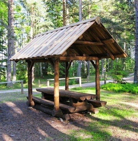 Baltic Gardens: Add a luxury gazebo to give life to your garden   Luxury garden furniture in uk   Scoop.it