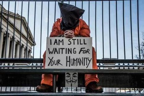 Anonymous launches campaign to close Gitmo for good | Anonymous:Freedom Fighters or Cyber-Terrorists? | Scoop.it