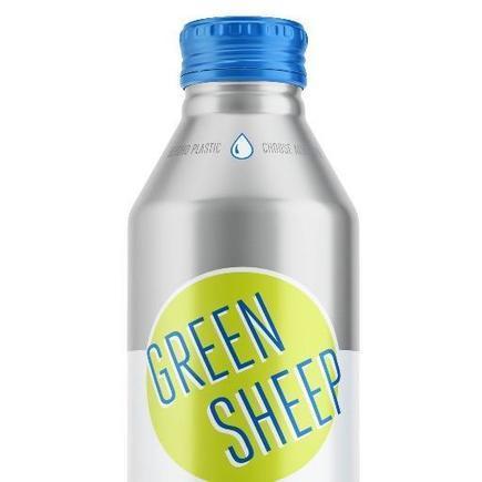 Green Sheep Water Launches New Label Design - BevNET.com | Marine Litter, Trash | Muell im Meer | Scoop.it