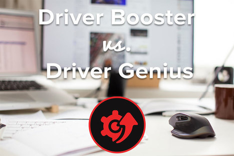 Driver Booster vs. Driver Genius - IObit Discount Coupon 2016 | Software - Free Download, Giveaway and Coupon Promo | Scoop.it