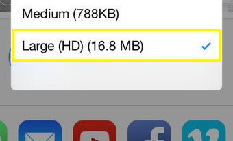How to Share HD Movies from the iPhone - Gotta Be Mobile | Edtech PK-12 | Scoop.it