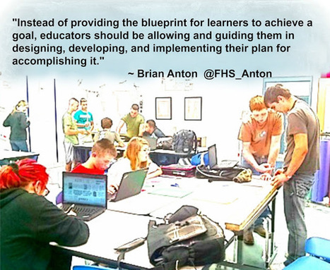 "Personalize Learning: Making the Shift to ""Our"" Classroom 