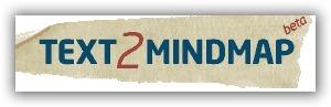 'Text 2 Mind Map': convierte texto en mapa mental | Aplicaciones en línea | Scoop.it