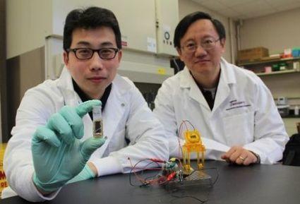 Les futurs smartphones alimentés par des biobatteries au sucre ? | Post-Sapiens, les êtres technologiques | Scoop.it