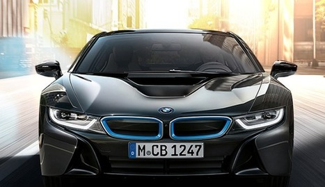 BMW unveils new water-powered turbo car | Business Video Directory | Scoop.it