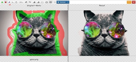 How To Remove Image Backgrounds Without Photoshop | Innovación Educativa en TIC | Scoop.it