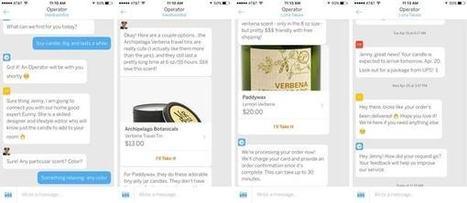 "Robin Chan (Operator):""Le messaging va renverser les sites et les apps d'e-commerce"" | ADN Web Marketing | Scoop.it"
