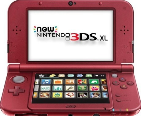 Nintendo's New 3DS XL | Kids Tablet | Scoop.it