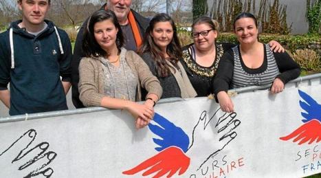 Secours populaire de Pont-l'abbé : la relève est prête | Initiatives solidaires | Scoop.it