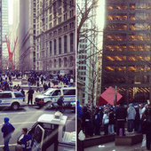 Giants Fans Occupy Zuccotti Park, Demands Unclear | #OccupyWallstreet | Scoop.it