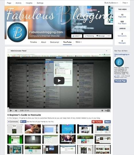 8 Tips to Rejuvenate your Facebook Page | Links sobre Marketing, SEO y Social Media | Scoop.it
