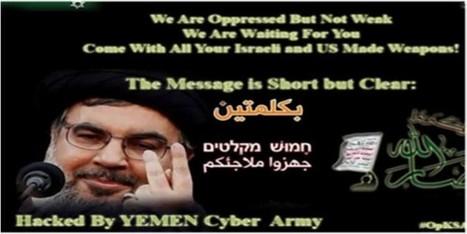 The Yemen Cyber Army: Profile and Analysis | CIBER: seguridad, defensa y ataques | Scoop.it
