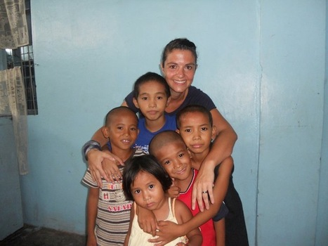 "Sabina Volunteer in Tacloban, Philippines | ""#Volunteer Abroad Information: Volunteering, Airlines, Countries, Pictures, Cultures"" | Scoop.it"