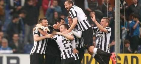 La Juventus gana su cuarto 'scudetto' consecutivo tras derrotar a la Sampdoria | e-Deportes | Scoop.it
