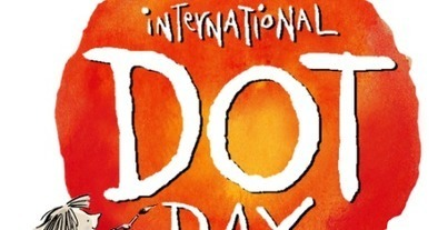 The Library Voice: It's Time To Make Our Mark For Dot Day! Sign Up & Start Planning Today. | Professional Learning for Busy Educators | Scoop.it
