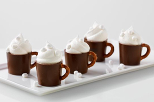 Hot Cocoa Pudding Mugs | Jell-O Recipes | Christmas Goodies | Scoop.it