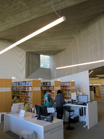 Seinäjoen arkkitehtuurikatsaus | Kirjastorakennukset | Scoop.it