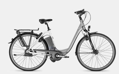 Un vélo électrique en harmonie avec le rythme cardiaque du cycliste - RTL.fr | Seniors | Scoop.it