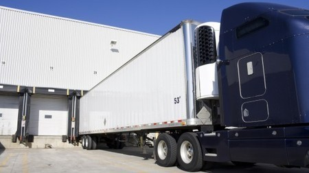 Cold transport trucks to cool their cargo using fuel cells | GizMag.com | Work - Mack | Scoop.it