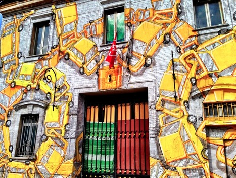 Travel Photo of the Day: Street Art Found Roman Edition   Culture and Fun - Art   Scoop.it