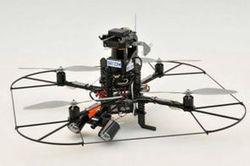 Le japonais Secom présente un drone de télésurveillance | Robotique de service | Scoop.it