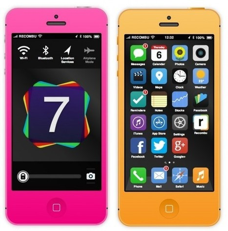 Play with Apple's Latest iOS 7 on iPhone 5S, iPhone 6 Concepts - | iPhone 5S Release Date | Scoop.it
