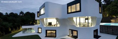Quand la maison moderne pense au futur | Le flux d'Infogreen.lu | Scoop.it