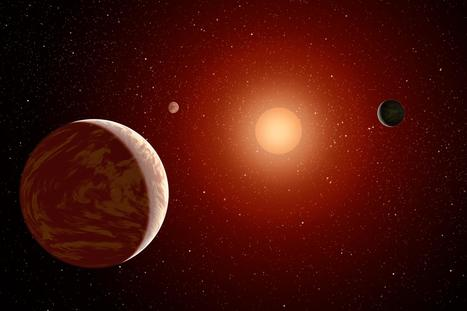 Young Red Dwarfs Stars could Host Habitable Worlds | Vloasis sci-tech | Scoop.it