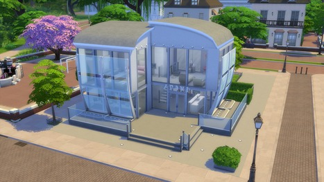 [Tutorial] The Sims 4: Retail and Residential Living << SimsVIP | Les Sims | Scoop.it