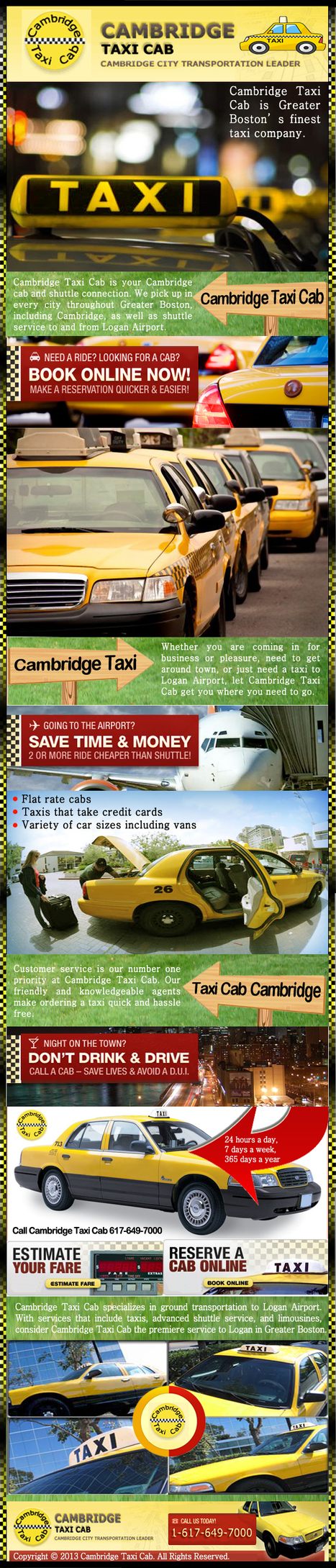 Cambridge Taxi Cab | Cambridge Taxi Cab | Scoop.it
