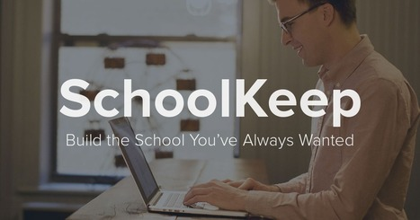 SchoolKeep | Commercial Software and Apps for Learning | Scoop.it