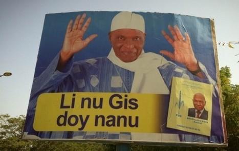 Sénégal : Twitter et Facebook vont-ils pousser Wade vers la sortie ? - Le Nouvel Observateur | Les médias sociaux et la politique | Scoop.it