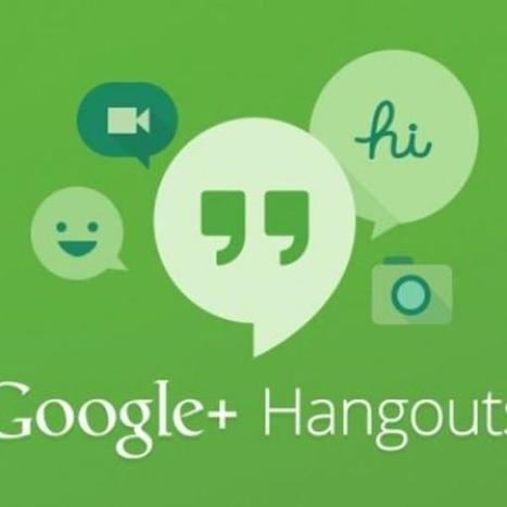 Google lanzó Hangouts para competir con WhatsApp | Las cosas que me importan | Scoop.it