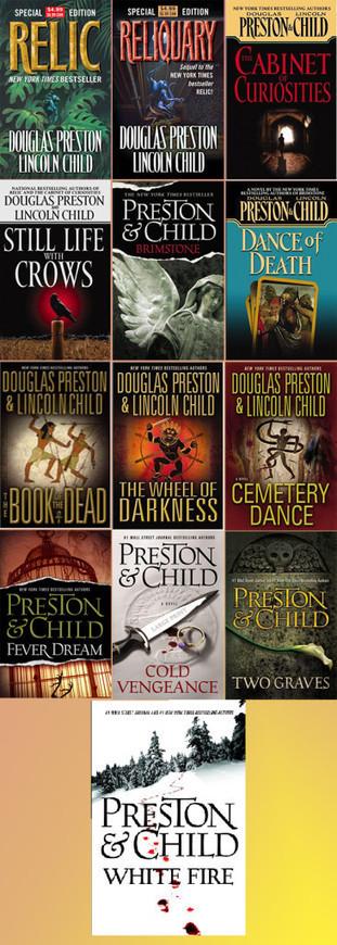 Pendergast Novels In Order | Mystery Novels | Scoop.it