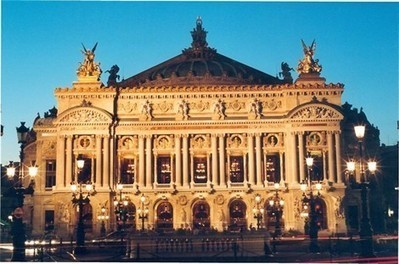 Paris. Dans les coulisses de l'Opéra Garnier | Revue de Web par ClC | Scoop.it