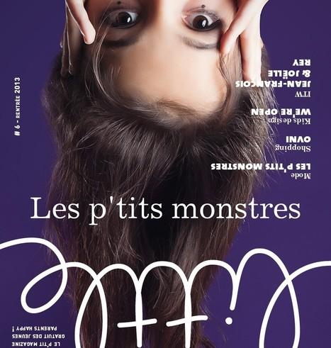magazine Little a laché les monstres - Blog mode enfant - Petit Karel | LITTLE revue de presse | Scoop.it