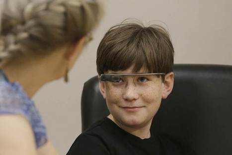 Google Glass App Helps Kids with Autism 'See' Emotions | Education Today and Tomorrow | Scoop.it
