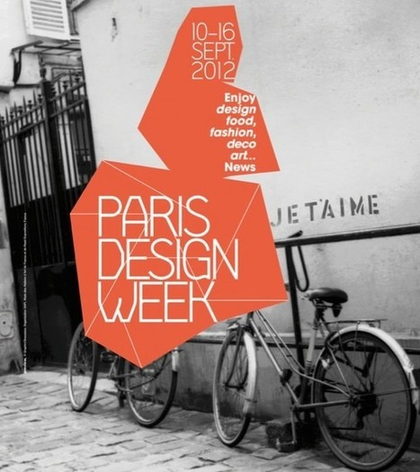 Paris Design Week 2012 | Art, Design & Technology | Scoop.it
