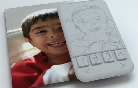 First-ever Braille smartphone could hit stores this year - CNET (blog) | New Smartphones and their Technology | Scoop.it