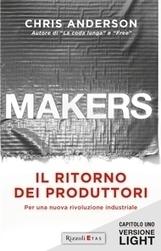 Chris Anderson – Makers: per una nuova rivoluzione indutriale ...   autoproduttori   Scoop.it