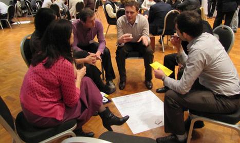 Collaborative Leadership Training   Art of Hosting   Scoop.it