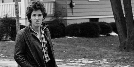 Quand les rockstars livrent leur vie - le Monde | Bruce Springsteen | Scoop.it
