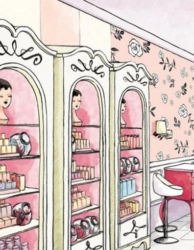 Benefit va ouvrir sa première boutique parisienne ! - Elle | Decoration aménagements commerciaux et professionnels, cosa&faits | Scoop.it
