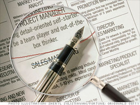 Whats hiding behind the buzzwords in job ads?   Fortune Management