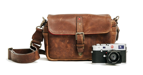 Leica and ONA Team Up on Luxury Line of Camera Bags for Red Dot Lovers | iPhoneography-Today | Scoop.it