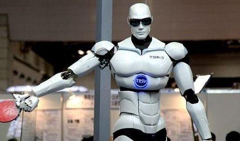 En investissant dans Savioke, Google Ventures mise sur la robotique - Médias 24   Sociotech Digest   Scoop.it