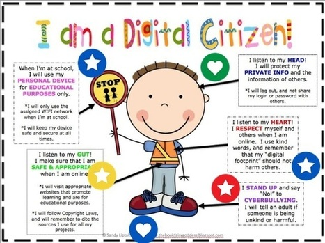 I am a Digital Citizen by Laura Conley | social media | Scoop.it