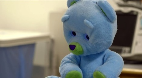 Robotic 'Huggable' Teddy Bear Plays With Sick Kids At The Hospital  | Amazing Science | Scoop.it