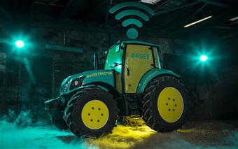 4G Tractor Brings WiFi Hotspot to Glastonbury | Tech Shout | Tech Shout | Scoop.it